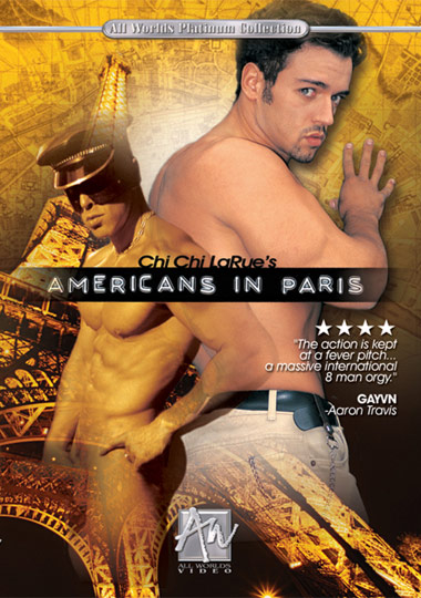 Americans in Paris Cover Front