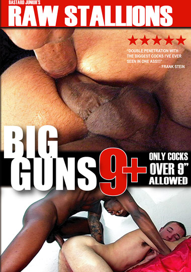 Big Guns 9+ Cover Front