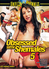 Obsessed With Shemales 5