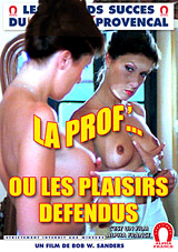 The Teacher Or The Forbidden Pleasures - French