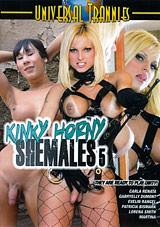 Kinky Horny Shemales 5
