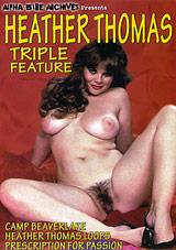 Heather Thomas Triple Feature: Camp Beaverlake