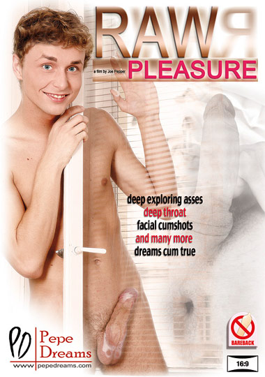 Raw Pleasures Cover Front