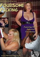 Alexis Golden's Hotel Orgy Foursome Fucking