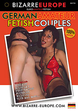 German Amateur Fetish Couples