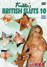 Freddie's British Sluts 10