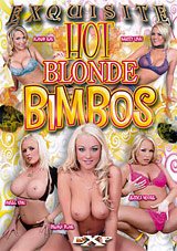 Hot Blonde Bimbos