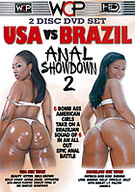 USA Vs Brazil Anal Showdown 2