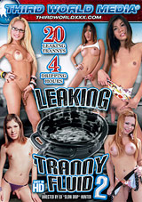Leaking Tranny Fluid 2