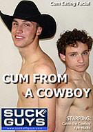 Cum From A Cowboy