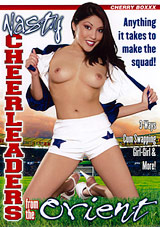 Nasty Cheerleaders From The Orient
