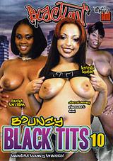 Bouncy Black Tits 10