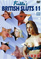 Freddie's British Sluts 11