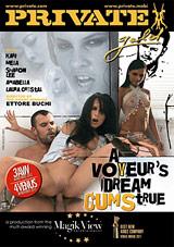 Private Gold 128: A Voyeur's Dream Cums True