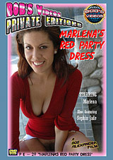 Bob's Videos Private Editions 29: Marlena's Red Party Dress