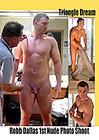 Robb Dallas 1st Nude Photo Shoot