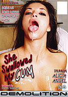 She Swallowed My Cum