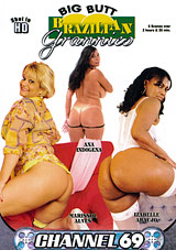 Big Butt Brazilian Grannies