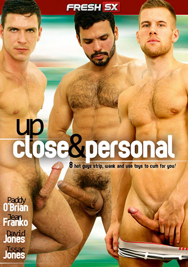 Up Close and Personal Cover Front