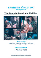 The Few, The Proud, The Ticklish