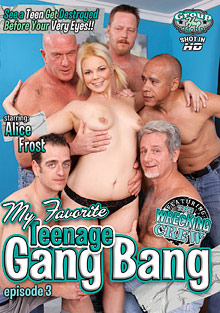 My Favorite Teenage Gang Bang 3 adult gallery