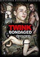 Twink Bondaged By Blacks