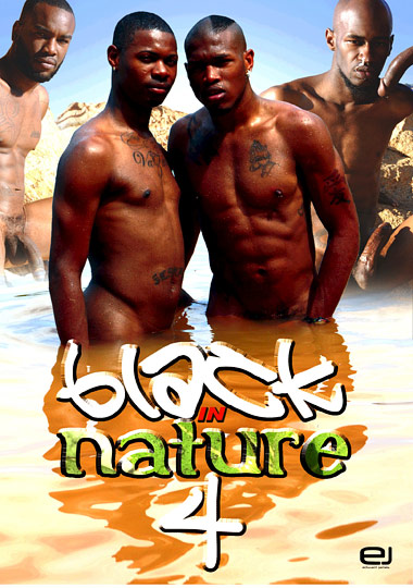Black in Nature 4 Cover Front