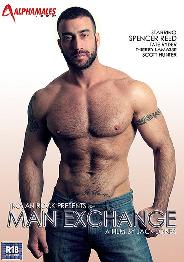 Man Exchange Cover Front