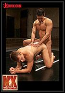 Naked Kombat: Mike Vs Alexander