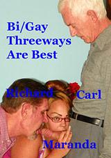 Bi Gay Threeways Are The Best