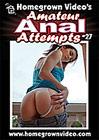 Amateur Anal Attempts 27