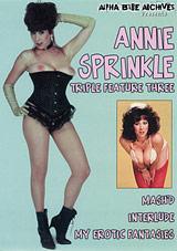 Annie Sprinkle Triple Feature 3: My Erotic Fantasies