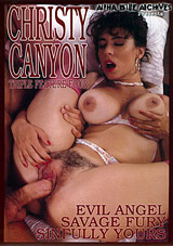 Christy Canyon Triple Feature 4: Savage Fury