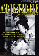 Annie Sprinkle Triple Feature 4: Sue Prentiss RN