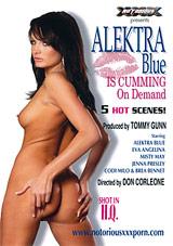 Alektra Blue Is Cumming On Demand