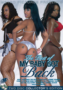 The Best Of My Baby Got Back cover