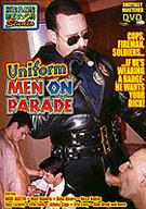 Uniform Men On Parade