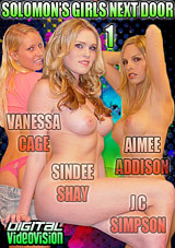 Solomon's Girls Next Door: Aimee Addison, Sindee Shay, JC Simpson, Vanessa Cage