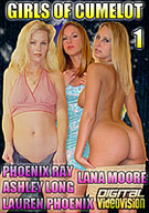 Girls Of Cumelot: Phoenix Ray, Ashley Long, Lauren Phoenix, Lana Moore