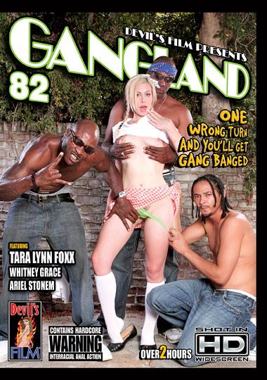 Gangland 82 cover