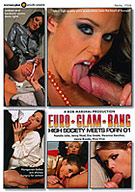 Euro Glam Bang: High Society Meets Porn