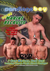 Young Marine Recruits