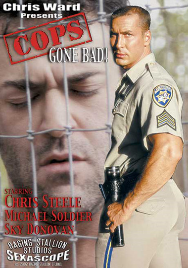 Cops Gone Bad Cover Front