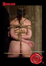 The Training Of O: Kristine