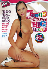 Teens Who Crave Big Dicks 2