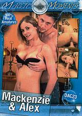 Mackenzie And Alex