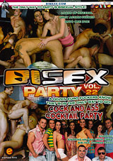 Bi Sex Party 22: Cock And Ass Cocktail Party