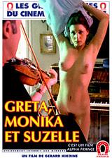 Sex Play: Greta Monika, And Suzelle - French