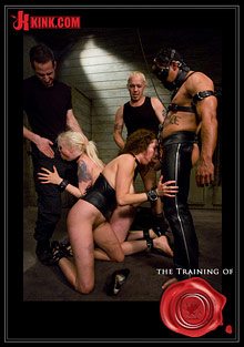 The Training Of O: Princess Donna, Day Four cover