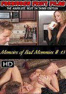 Memoirs of Bad Mommies 13